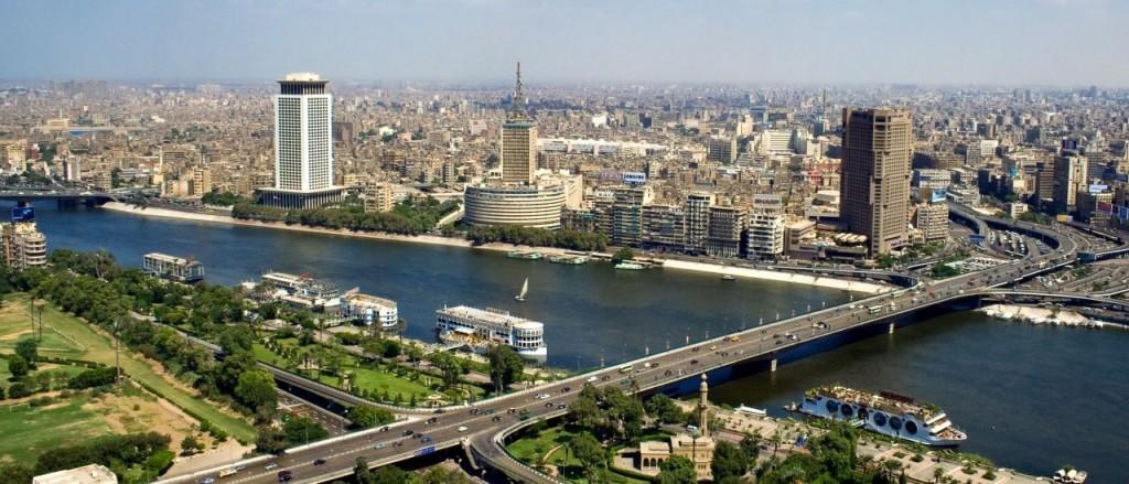 Hlavné mesto Káhira - Dovolenka Egypt