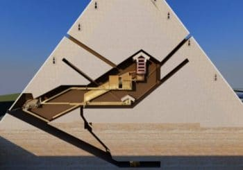 Dve záhadne dutiny v Chufuovej pyramíde