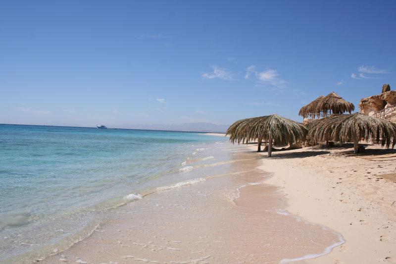 Pláž Al-Mahmya, Hurghada