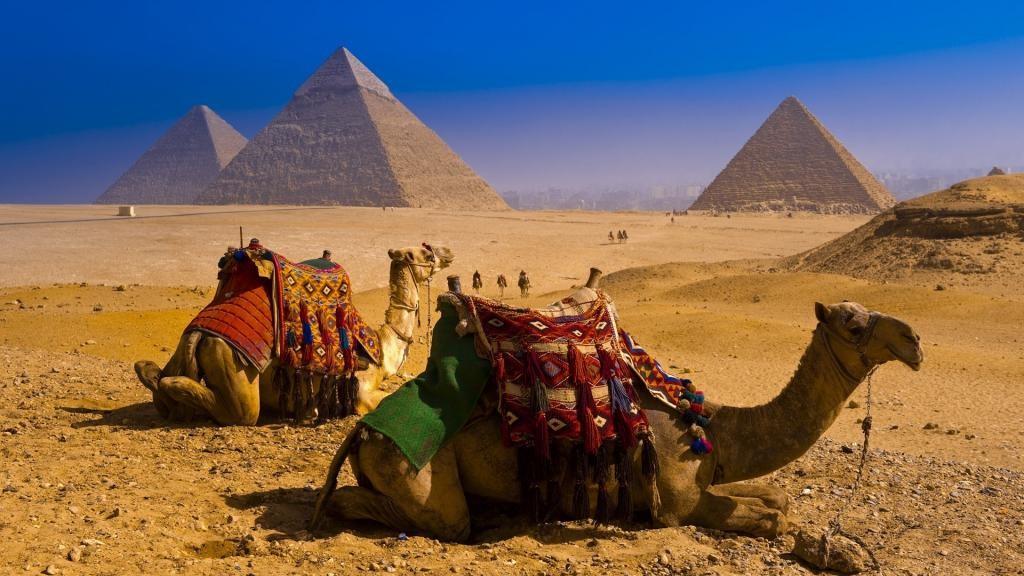 egypt dovolenky