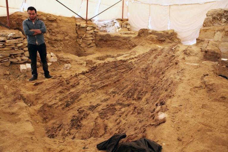 egypt nalez lode