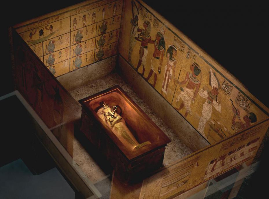 Tutanchamónova hrobka