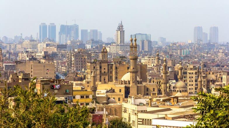 Káhira Egypt