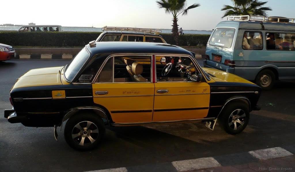 Alexandria taxik