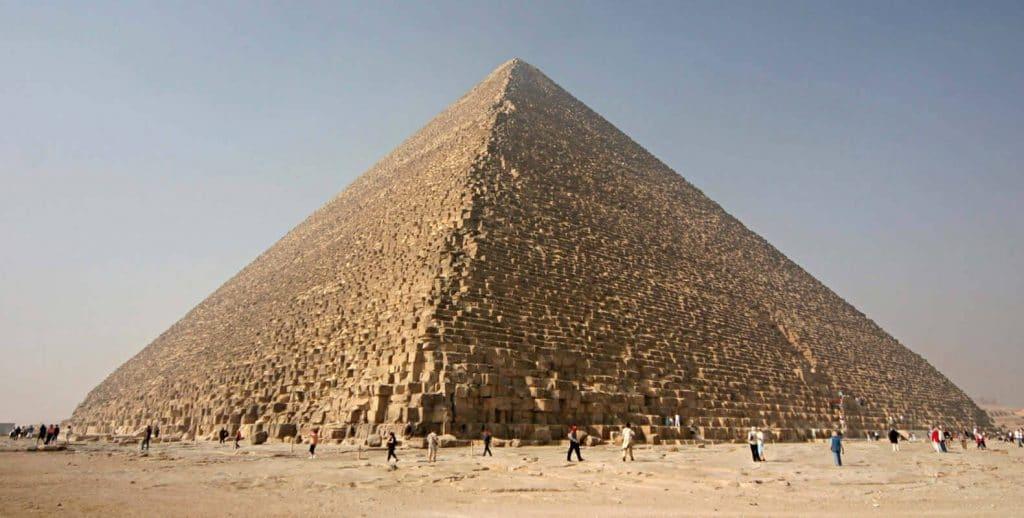 Cheopsova pyramída
