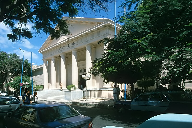 grecko rimske muzeum alexandria