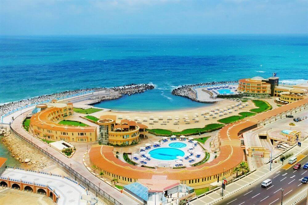 Azur Hotel Alexandria
