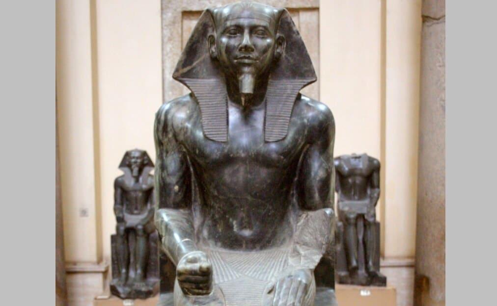 Faraon Chafre