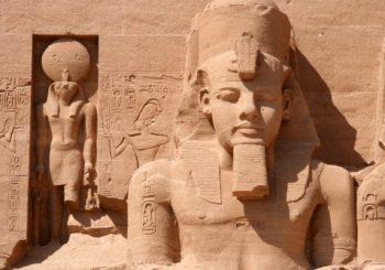 Objavená hrobka detí Ramzesa II