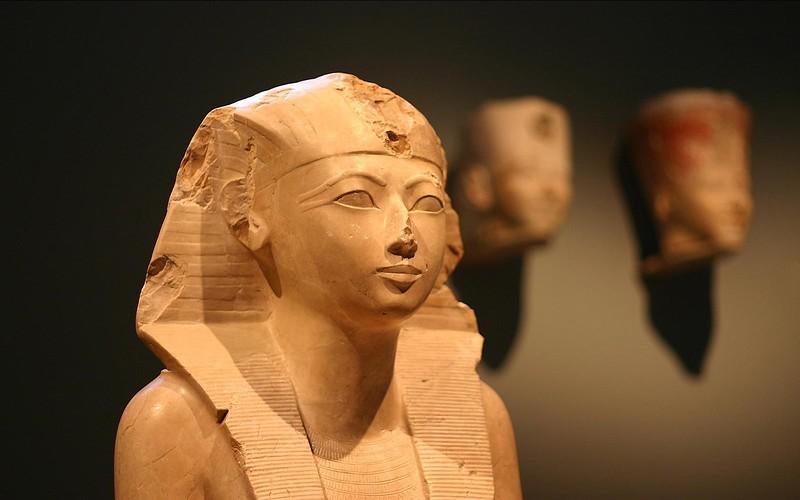Kráľovna Hatshepsut