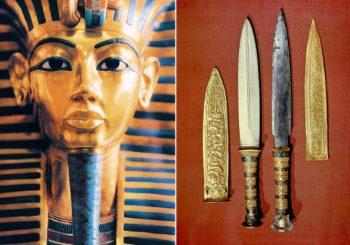 Tutanchamónova dýka má mimozemský pôvod