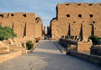 Historická destinácia Luxor