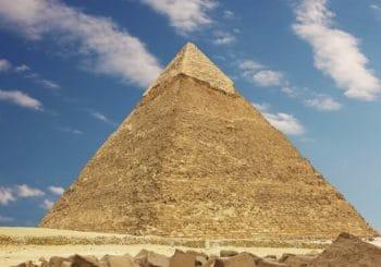 Objav komory v Cheopsovej pyramíde