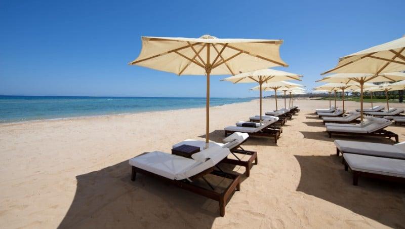 Sahl Hasheesh pláž