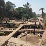 objav v Egypte