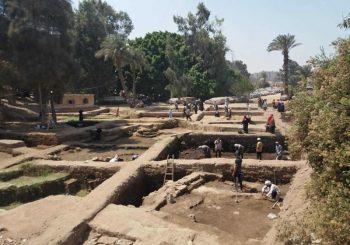 Káhira vydala archeológom ďalší cenný objav