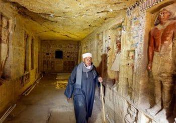 Objavená hrobka ženatého kňaza