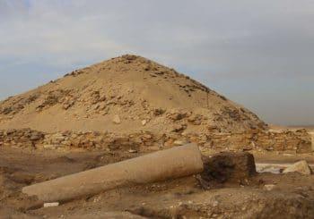 Objavená hrobka neznámej kráľovny Setibhor