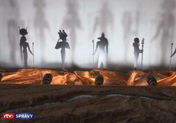 Slovenské národné divadlo a Staroveký Egypt